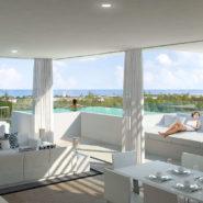 Lotus Jardinana_Cala de Mijas_penthouse terrace_Realista Quality Properties Marbella