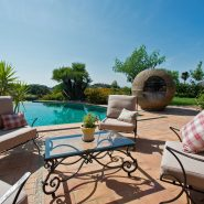 Luxury and private villa with sea views for sale in La Zagaleta Golf & Country Club_ swimming pool_Realista Quality Properties Marbella