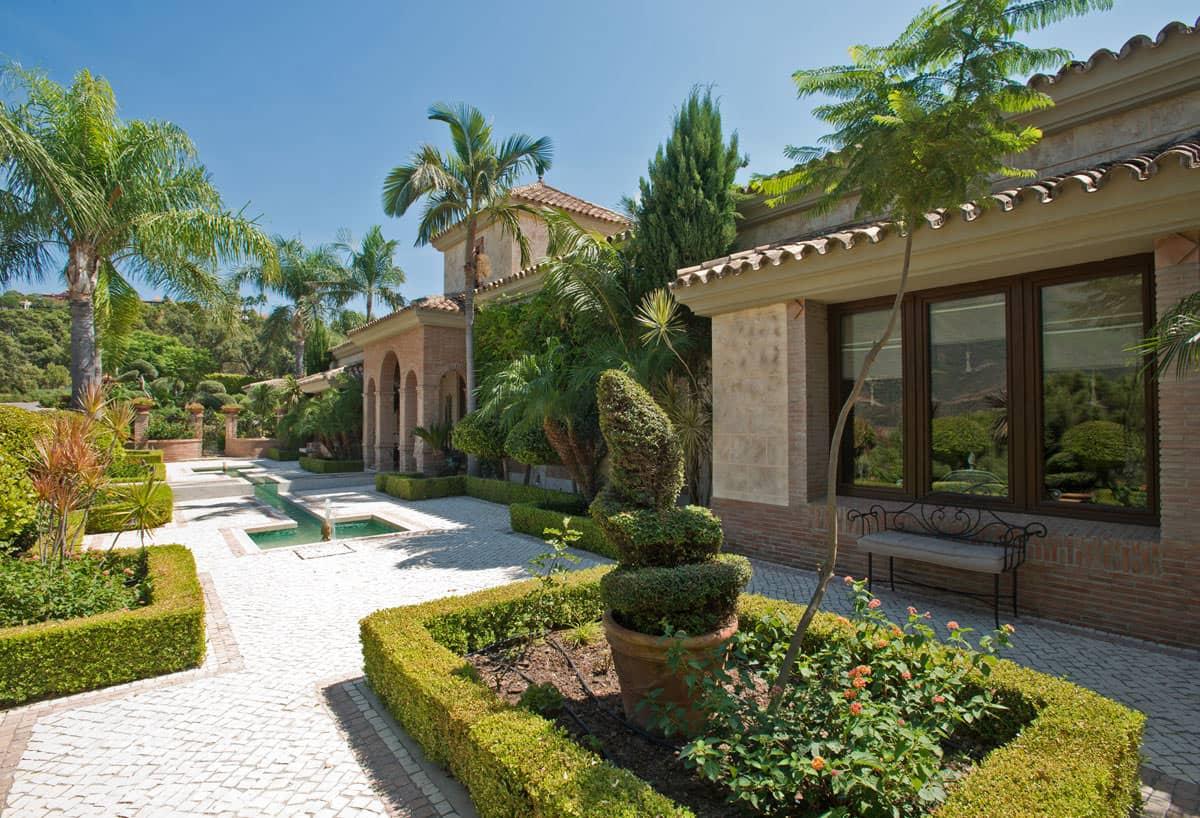 Luxury villa with sea views for sale La Zagaleta Golf & Country Club
