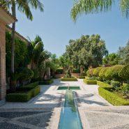 Luxury and private villa with sea views for sale in La Zagaleta Golf & Country Club_Garden_rRealista Quality Properties Marbella