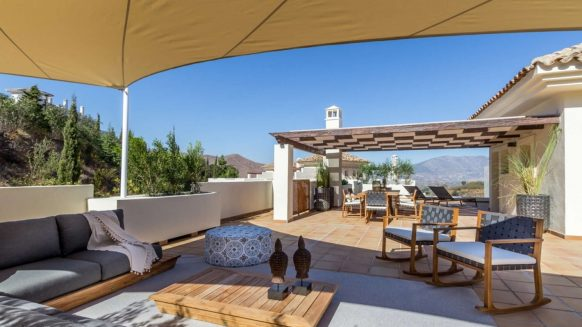 The Oakhill_roof terrace I_Realista Quality Properties Marbella