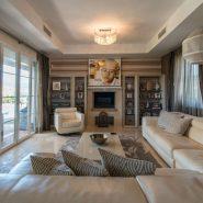 Villa El Capitan Benahavis_living room_Realista Quality Properties Marbella