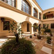 Villa Los Monteros Playa_Patioce_Realista Quality Properties Marbella