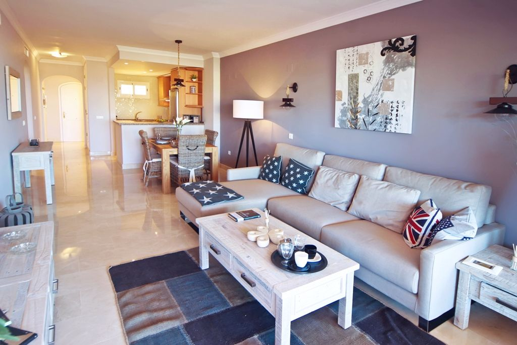 Apartment with great rental income for sale in Elvira East Marbella