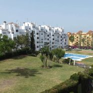 3 bedroom apartment Estepona New Golden Mile for sale Selwo_ Communal area_Realista Quality Properties Marbella