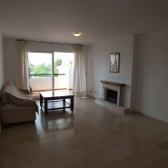 3 bedroom apartment Estepona New Golden Mile for sale Selwo_ Living room_Realista Quality Properties Marbella