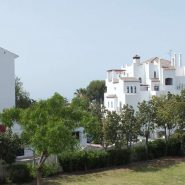 3 bedroom apartment Estepona New Golden Mile for sale Selwo_ Sea view from Terrace_Realista Quality Properties Marbella