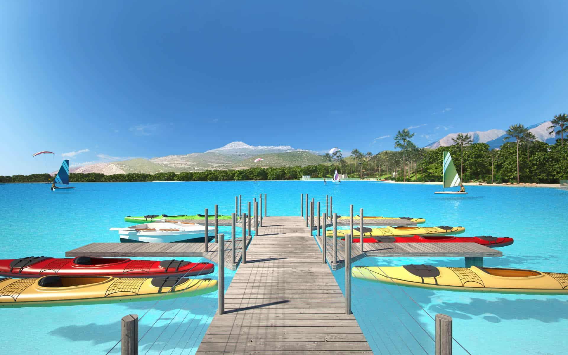 Leef de Marbella droom - luxe penthouses Alcazaba Lagoon