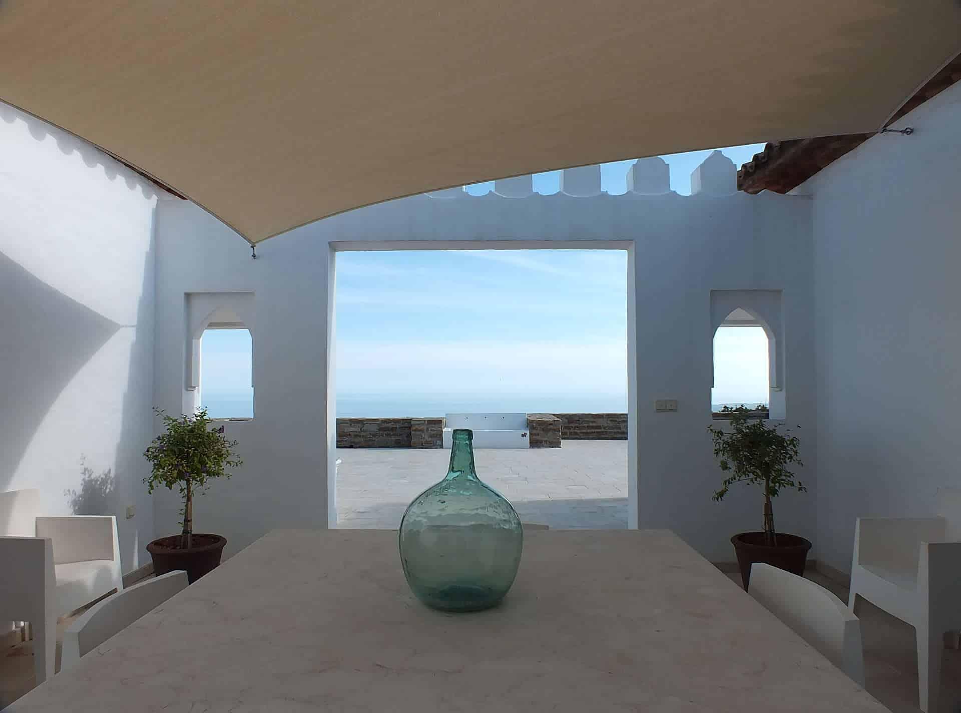 Te koop Andalusische villa te koop Casares