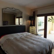 Bahia del Velerin_2 bedroom apartment_Master bedroom_Realista Quality Properties Marbella