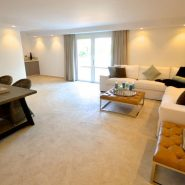 Contemporary 6 bedroom front line golf villa Los Naranjos Golf_Second living area_Realista Quality Properties Marbella