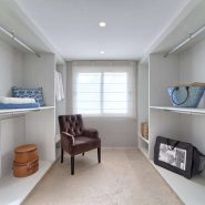 Contemporary 6 bedroom front line golf villa Los Naranjos Golf_dressing area_Realista Quality Properties Marbella