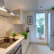 Cortijo del Mar Estepona_ ground floor 2 bedroom apartment_ Kitchen I_Realista Quality Properties Marbella