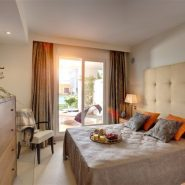 Cortijo del Mar Estepona_ ground floor 2 bedroom apartment_ master bedroom_Realista Quality Properties Marbella