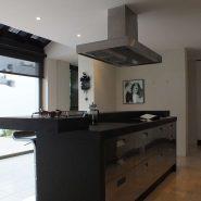 For Sale Modern 5 bedroom Villa Los Flamingos Golf Resort_Kitchen VII_Realista Quality Properties Marbella