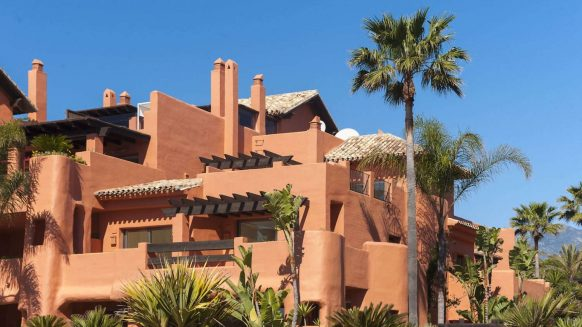 Los Monteros strand_Penthouse_Realista Quality Properties Marbella