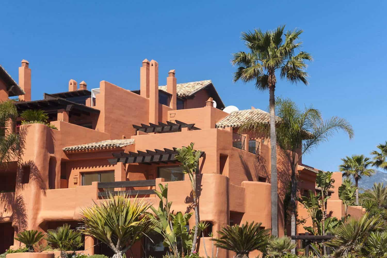 Duplex appartement aan het strand in Los Monteros Marbella