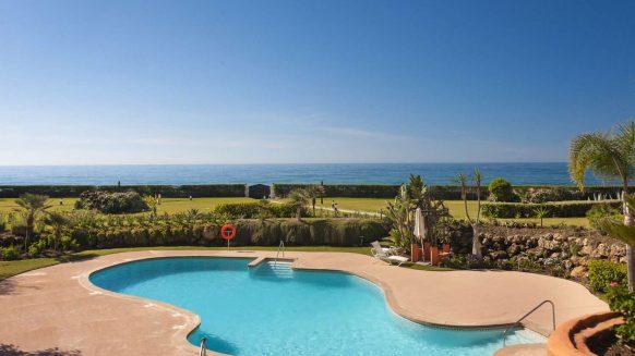 La Morera Los Monteros strand_zwembad_Realista Quality Properties Marbella