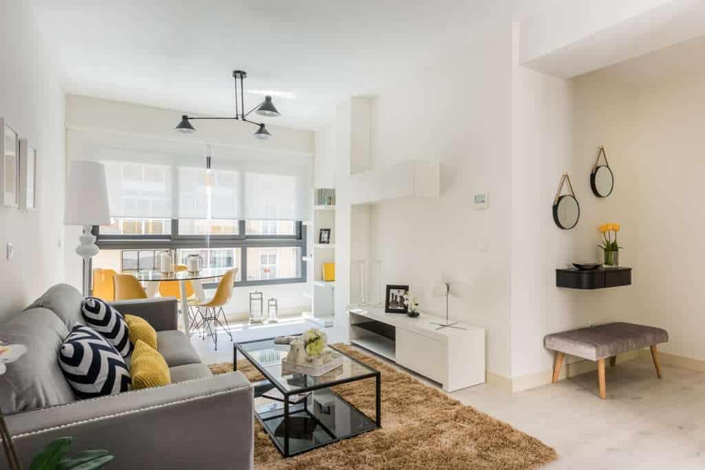 Malaga City Centre modern apartment for sale in Malaga