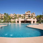 Sotoserena apartments Estepona_swimmingpool II_Realista Quality Properties Marbella