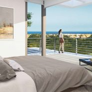 SyZyGy Homes The Villas_modern villas New Golden Mile_Bedroom_Realista Quality Properties Marbella