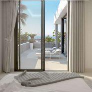 The Residences_new development Cancelada Estepona_Guest bedroom_Realista Quality Properties Marbella