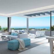 New Penthouse for sale Estepona SYZYGY The Residences_new development Cancelada Estepona_Realista Quality Properties Marbella