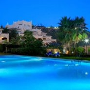 Village_show photo at night_Realista Quality Properties Marbella
