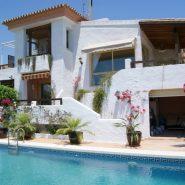Villa Kawtar La Alqueria_Frontal view I_Realista Quality Properties Marbella