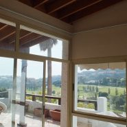 Villa Kawtar La Alqueria_Large living high ceilings__Realista Quality Properties Marbella