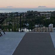 Villa Los Flamingos 5 bedroom_Night view Gibraltar_Realista Quality Properties Marbella