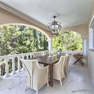 Villa marbella Hill Club for sale_Covered terrace_Realista Quality Properties Marbella