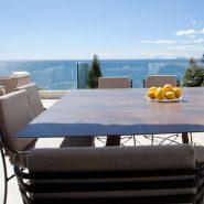 Columbus Hills moderne appartementen met spectaculair uitzicht op de zee en op de bergen in Sierra Blanca, Marbella