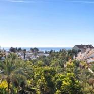 Lomas del Rey Golden Mile penthouse met uitzicht op zee - nabij Puente Romano en Marbella Club