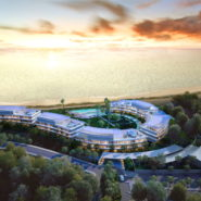 The Edge Estepona_front line beach new development_At night III_Realista Quality Properties Marbella