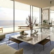 The Edge Estepona_Eerstelijns zee nieuwbouwproject_Ground floor livingroom_Realista Quality Properties Marbella