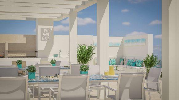 Te koop appartement Malaga de vierde verdieping met zwembad_ Realista Quality Properties Marbella 1