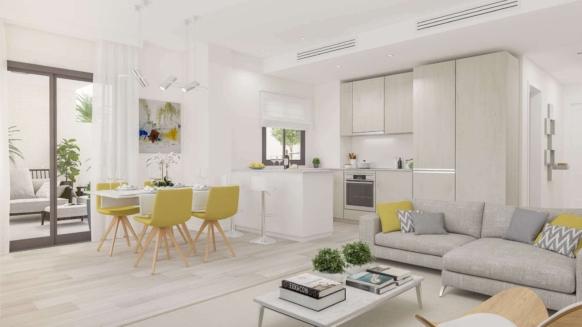 Nieuw appartement te koop in centrum Malaga met zwembad _ Realista Quality Properties Marbella 6