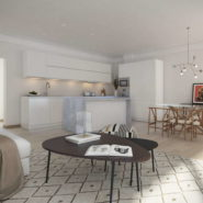 Appartement te koop (nieuwbouwproject) in Jardines de Las Lagunas Mijas Fuengirola