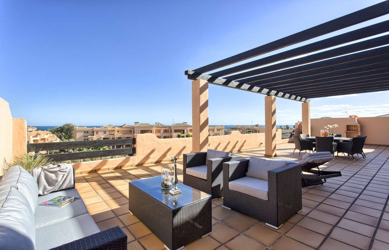Квартиры в испании терраса