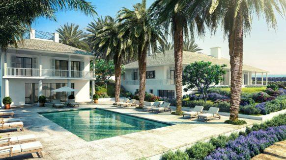 Nieuw, prachtig klassiek design villa te koop Finca Cortesin Casares
