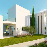 Los Olivos Nueva Andalucia Marbella new modern villa project_Realista Quality properties Marbella_villa 17.1