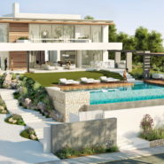 Nieuwe moderne villa La Alqueria Atalaya Benahavis te koop_Realista Quality Properties Marbella