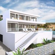 Nieuw moderne viilla Los Flamingos Golf Resort Benahavis te koop_Realista Quality Properties Marbella