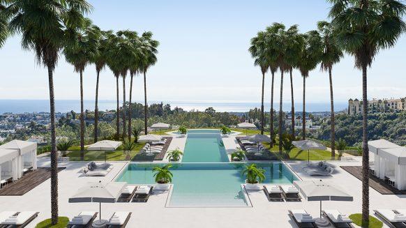 Treana apartementen en penthouses nieuwbouwproject benahavis release soon_Realista Quality Properties Marbella