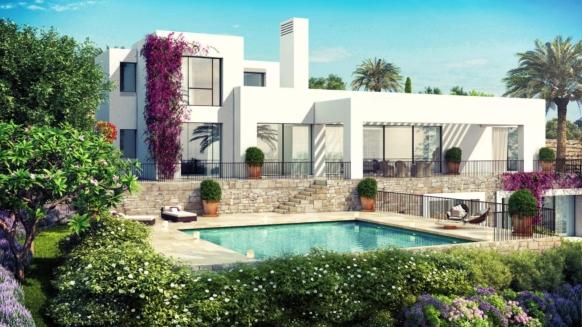 Luxe villa te koop binnen Finca Cortesin enclave