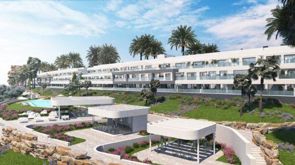 Celere Dona Julia casares new build apartment penthouse_Realista Quality Real Estate Marbella