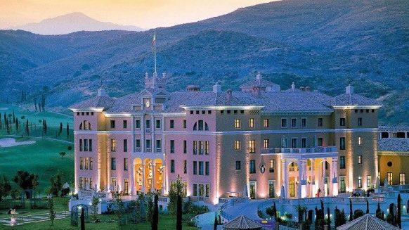 Villa Padierna Hotel Los Flamingos Benahavis Marbella