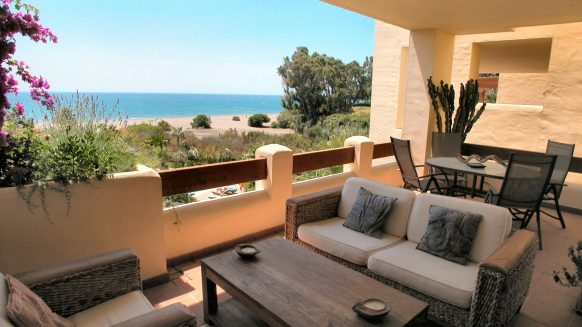 property sales malaga beach view