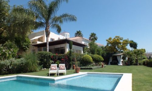 Benahavis property for sale - Pool
